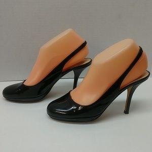 Kate Spade Sling Back High Heel Shoes Women's 7